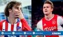 Los 10 jugadores que busca vender FC Barcelona para contratar a Griezmann y De Ligt