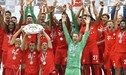 Bayern Múnich: ¿Qué equipos de las cinco grandes ligas de Europa han ganado más títulos consecutivos?