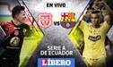 Barcelona vs Técnico Universitario EN VIVO Hoy vía Gol TV por la fecha 14 de la Serie A de Ecuador