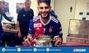 ¡Grítalo campeón! Carlos Zambrano ganó la Copa de Suiza con el Basilea [VIDEO]