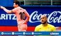 Lionel Messi es el Dios de La Liga: fue el mejor en todo
