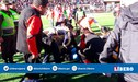 ¡Conmoción en el fútbol! Fallece árbitro en pleno partido de la Liga Boliviana
