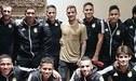 Gabriel Costa visitó al plantel de Sporting Cristal previo a su choque por Copa Sudamericana [FOTO]