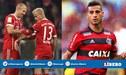 Exfigura de Bayern Múnich será compañero de Miguel Trauco en el Flamengo