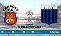 Liverpool ganó 1-0 a Caracas por la Copa Sudamericana 2019