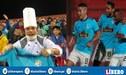 Hincha de Sporting Cristal abandonó su puesto de trabajo para celebrar el triunfo de su equipo