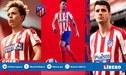 Conoce como será la nueva camiseta del Atlético de Madrid para la temporada 2019 - 2020