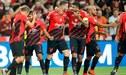 River Plate perdió 1-0 con Athlético Paranaense en primera final de la Recopa Sudamericana [VIDEO]