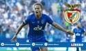 ¿Se va del Al-Hilal? Agente de André Carrillo tuvo reunión con el Benfica en Portugal
