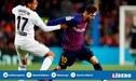 Valencia se coronó campeón de la Copa del Rey tras vencer 2-1 al Barcelona [Guía TV]