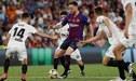 Barcelona 0-2 Valencia EN VIVO: vía DIRECTVSports por la gran final de la Copa del Rey
