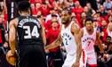 Toronto Raptors clasifica a la final de la NBA tras vencer 100-94 a los Milwaukee Bucks en el Juego 6 [VIDEO]