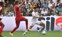 Internacional vs Santos [EN VIVO] 0-0 en Duelo de peruanos Paolo Guerrero y Christian Cueva en Brasileirao