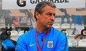 """Pablo Bengoechea y su filosofía que ha encandilado Alianza Lima: """"En el fútbol hay tiempo para todo"""""""