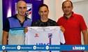Mannucci presentó oficialmente a Pablo Peirano como nuevo DT del equipo