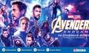 Avengers Endgame película completa más pirateada en Google [VIDEO]