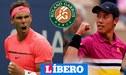 Rafael Nadal venció 3-0 a Kei Nishikori y accedió a las semifinales del Roland Garros