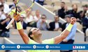Rafael Nadal derrotó al japonés Kei Nishikori y ya está en semifinales de Roland Garros