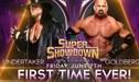 The Undertaker vs Goldberg: chocarán en pelea nunca antes vista en el WWE Super ShowDown