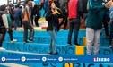 Seguridad del Alberto Gallardo limpió pintas realizadas en el estadio de Sporting Cristal [VIDEO]
