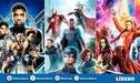 ¡Atención! Estas serían las nuevas películas de la Fase 4 de Marvel