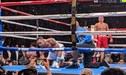 Gennady Golovkin venció a Steve Rolls con un impresionante KO en el cuarto round [RESUMEN Y VIDEO]