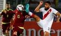 Selección Peruana: Este fue el último partido de Josepmir Ballón con la blanquirroja [VIDEO]