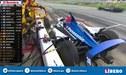 Ex piloto de Fórmula 1 atropelló a mecánico en los boxes durante el IndyCar [VIDEO]