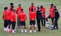 Ricardo Gareca paró el equipo con Jefferson Farfán y Carlos Zambrano pensando en la Copa América