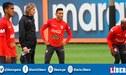 Ricardo Gareca y el sorpresivo once previo duelo con Venezuela en Copa América