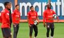 Ricardo Gareca alineó este once previo viaje a la Copa América 2019