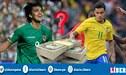 ¡No lo creerás! Casa de apuestas ofrece impresionante premio por triunfo de Bolivia ante Brasil