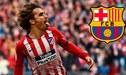 ¡Antoine Griezmann jugará en Barcelona! Así lo confirmó el consejero delegado de Atlético Madrid