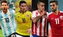Grupo B de la Copa América 2019 [FIXTURE] Planteles, canales y horarios de Argentina, Colombia, Paraguay y Qatar