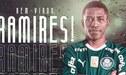 Palmeiras y un fichaje de lujo para la Copa Libertadores 2019