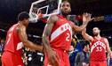 ¡Raptors campeón de la NBA! Vencieron 114-110 a los Warriors [VIDEO]