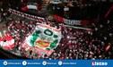 Perú vs Venezuela: Gran banderazo de la afición previo al partido de la Copa América [VIDEO]