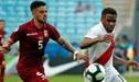 Perú empató 0-0 ante Venezuela: video y resumen del Grupo A de la Copa América
