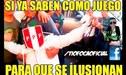 Los divertidos memes que nos dejó el Perú vs Venezuela en Copa América [FOTOS]