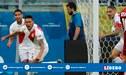 ¡La sorpresa! Christofer Gonzáles fue el mejor jugador del Perú vs. Venezuela según ESPN [VIDEO]