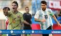 Caracol TV [EN VIVO] Colombia vs Argentina [ONLINE] Empatan 0-0 EN DIRECTO por Copa América