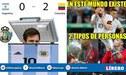 Messi y Argentina son víctimas de crueles memes tras caer ante Colombia [FOTOS]