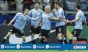 Uruguay vs Ecuador: Nicolás Lodeiro marcó un golazo para La Celeste [VIDEO]