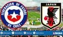 Ver Chile vs Japón [EN VIVO] Sigue aquí EN DIRECTO desde el Morumbí de Sao Paulo