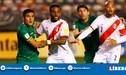 Perú vs. Bolivia: ¿Cómo ver EN VIVO ONLINE la transmisión por AMÉRICA TV GO?