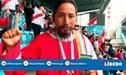 Perú vs Bolivia: Hincha israelita llega a Río de Janeiro para alentar a la 'Bicolor' [VIDEO]