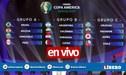Copa Amérca 2019 [EN VIVO] Tabla de posiciones, resultados y programación de la fecha 2 [FIXTURE ONLINE]
