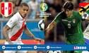 Perú vs Bolivia [EN VIVO vía América TV] Con Paolo Guerrero, Bicolor iguala 0-0 en el Maracaná
