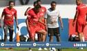 Selección Peruana volvió a los entrenamientos luego del triunfo ante Bolivia [FOTOS]