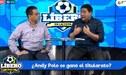 ¿Perú está en segunda ronda de la Copa América? Libero TV analiza a la selección peruana
